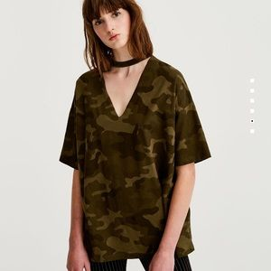 ISO... Choker Shirts from PULL&BEAR